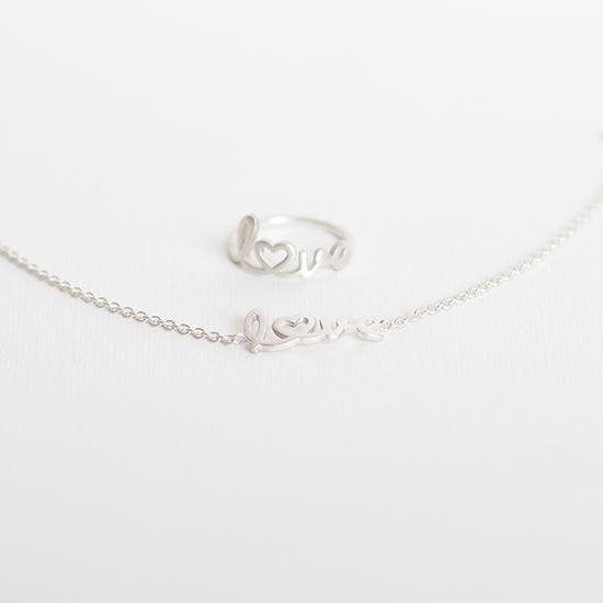 Love Halskette